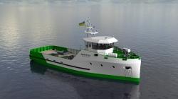 Универсальное рыболовное судно  FT 265-20
